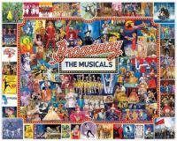Broadway Musical 1000 pieces Puzzle