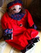 Xenis Collection Jester Child - Tilly