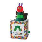 Musical Jack In The Box - The Very Hungry Caterpillar Jack in the Box with Book