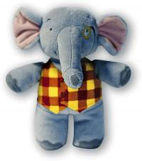 Elgar Elephant from Music for Little Mozarts by Alfreds