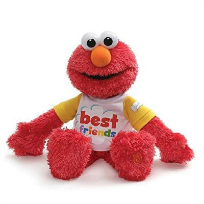 Elmo - Best Friend, asks for hug.