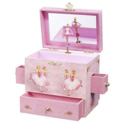 Enchanmints larger twirling ballerina music box
