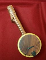 Wooden Banjo Puzzle