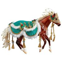 Minstrel Holiday Horse of 2019 by Breyer