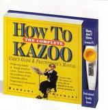 Books - The complete How to Kazoo