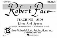 Robert Pace - Lines and Spaces