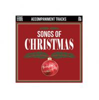 Songs of Christmas Accompaniment Tracks by Stage Stars