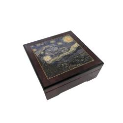 Starry Night By Van Gogh Music Box