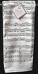 Kitchen Towel with Music