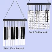 Woodstock Fur Elise Piano Chime