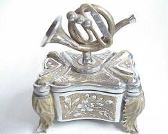Zimbalist French Horn Music Box