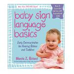 Baby sign language basics paperbook book
