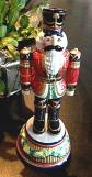 Porcelain Musical  Nutcracker