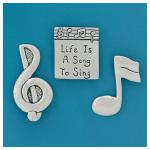 Musical Magnet Set by Basic Spirit