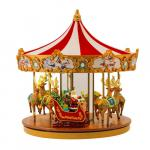 The Very Merry Musical Carousel by Mr. CHristmas