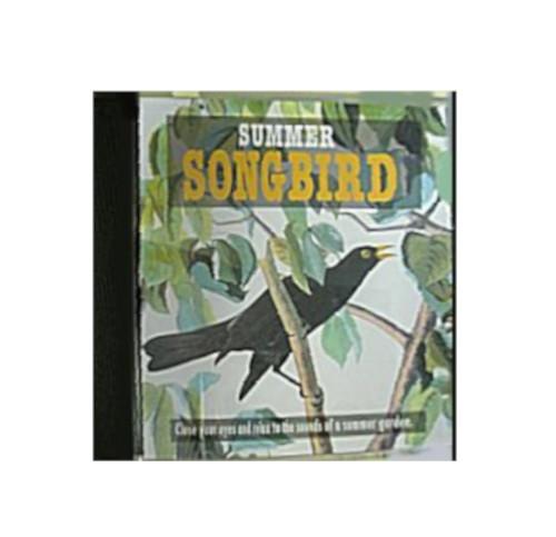 CD - Summer Songbirds