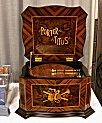 Porter Disc  Player Music Box -  Porter Titus Serpentine 12 1/4