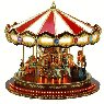 Royal Marquee Anniversary Carousel