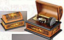 Disc Players - The Reuge Treasure Chest AD30 4.5""