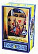 Alice in Wonderland with Queen of Hearts -  Animated  Medium Musical Shadow Box