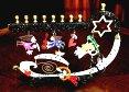 Judaica - Menorah - Musical Wedding by Karen Rossi