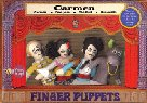 Finger Puppets  Carmen Boxed in Musical Stage
