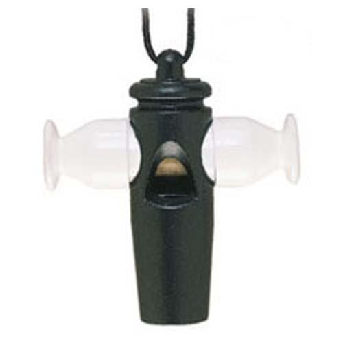 Samba Tri-Tone Plastic Whistle