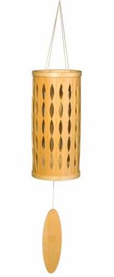Woodstock Wind Chimes - Aloha (Natural)