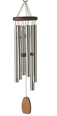 Woodstock Wind Chimes - Amazing Grace (medium)