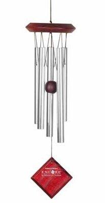 Woodstock Wind Chimes of Mars (Silver)