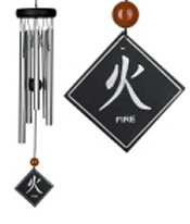 Woodstock Eastern Energies Feng Shui Fire Chime