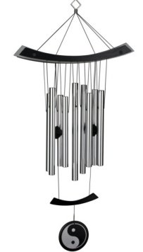 Yin Yang Wind Chime from Woodstock