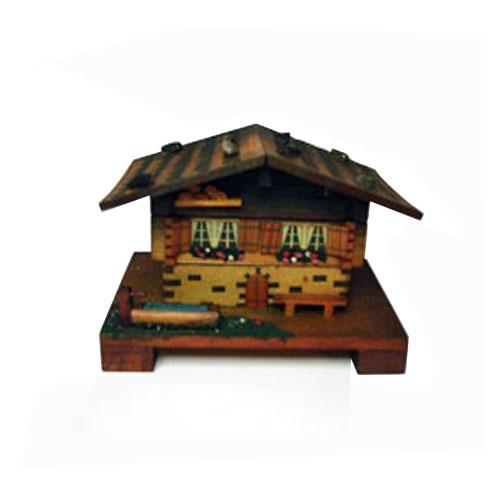 Der Kobu u der Chrigu u der Sepp -  Vintage Swiss Chalet (small)