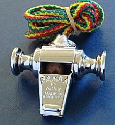 Acme Samba Tri-Tone Whistle
