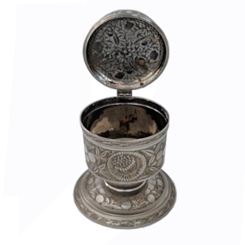 Zimbalist Vintage Jewelry Musical Box